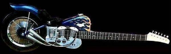weird guitars 26 30 Most Bizarre & Weirdest Guitars Ever