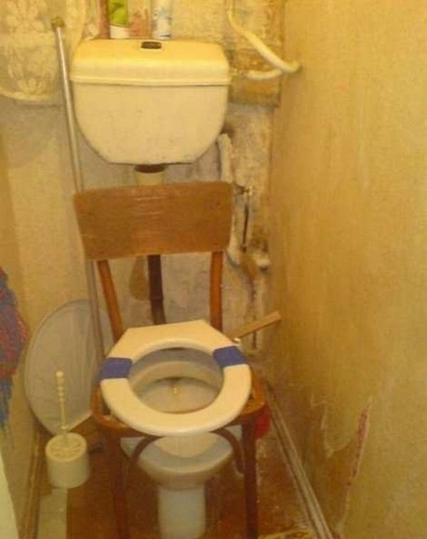 Scary Funny And Weird Toilets For Emergency