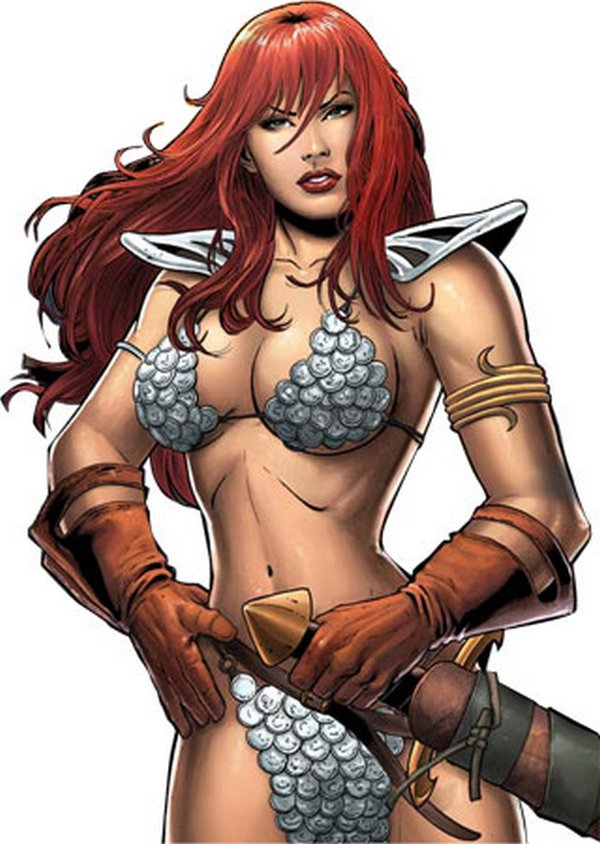 red sonja 05 Red Sonja   Most Attractive Comic Book Heroine
