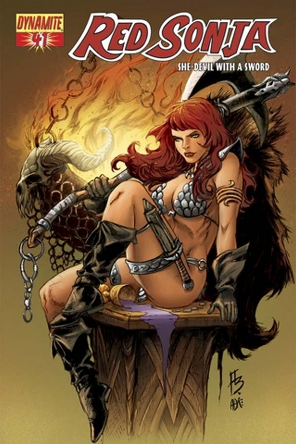 red sonja 12 Red Sonja   Most Attractive Comic Book Heroine