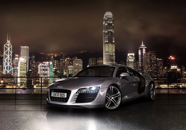 cars and landscapes 25 Beauty Created By Nature With Beauty Created By Men