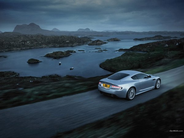 cars and landscapes 32 Beauty Created By Nature With Beauty Created By Men