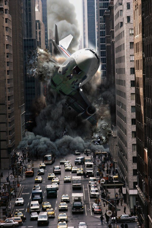 illustrations by steve mcghee 01 Realistic And Gruesome Illustrations Of The End Of The World By Steve McGhee