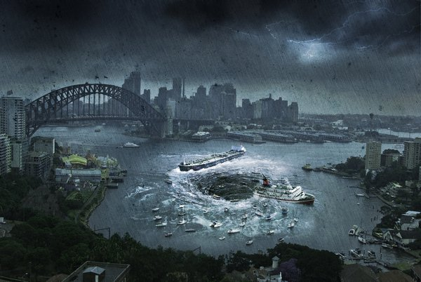 illustrations by steve mcghee 05 Realistic And Gruesome Illustrations Of The End Of The World By Steve McGhee