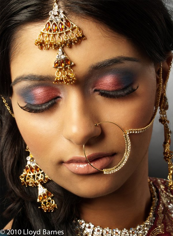 indian brides 12 Lovely & Gorgeous Beauty Of Indian Brides