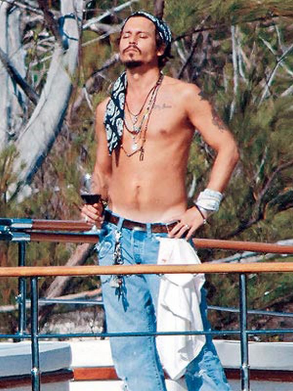 johnny depp 10 What Women Want...Is Johnny Depp