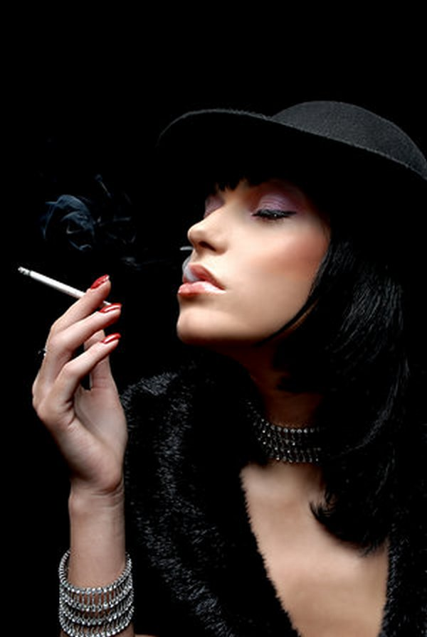 smoking women 14 Smoking Women: Hot Or Not?