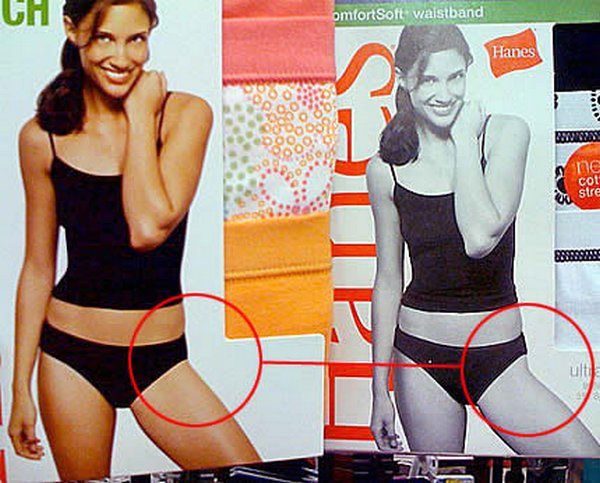 bad photoshop job 10 Very Very Bad Photoshop Job!
