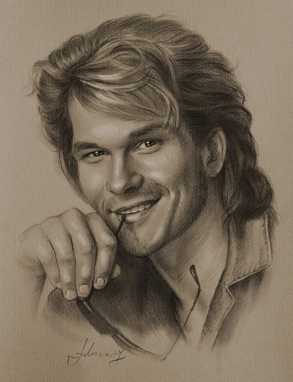 celebrities drawn in pencil 05 So Real Paintings... Are You Sure That Is Drawn In Pencil?