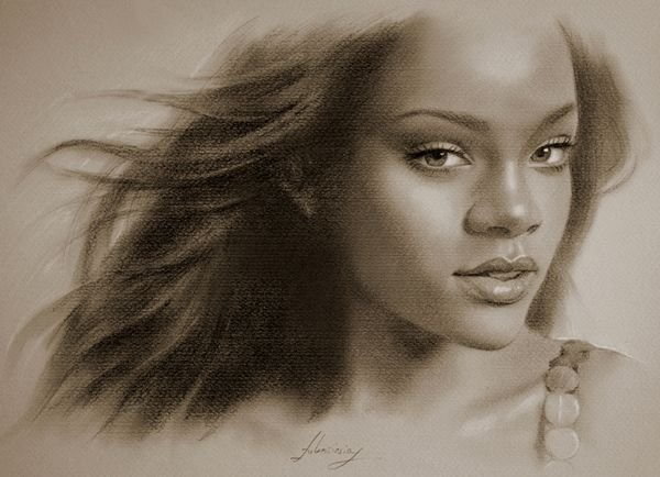 celebrities drawn in pencil 06 So Real Paintings... Are You Sure That Is Drawn In Pencil?