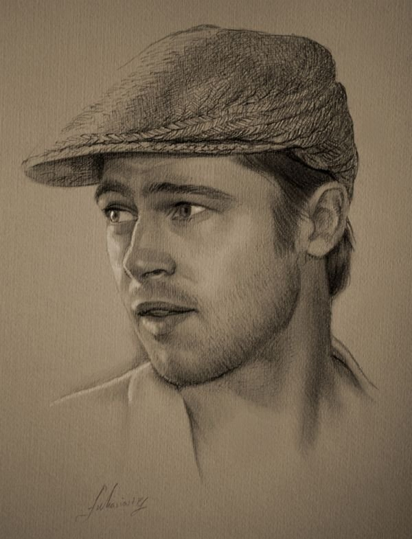 celebrities drawn in pencil 08 So Real Paintings... Are You Sure That Is Drawn In Pencil?