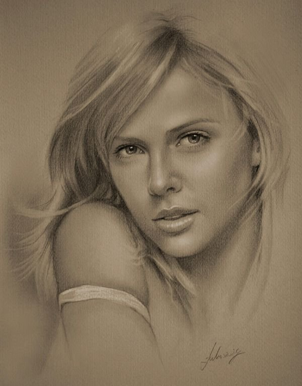 celebrities drawn in pencil 13 So Real Paintings... Are You Sure That Is Drawn In Pencil?