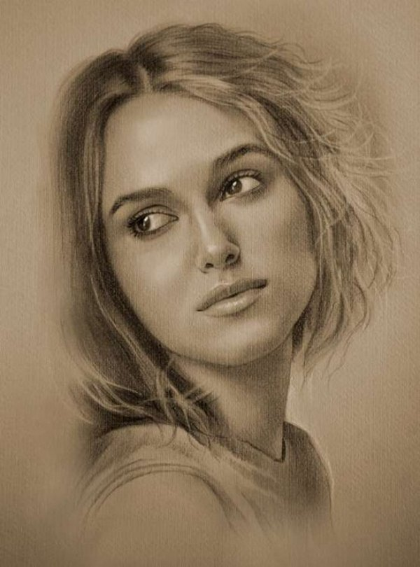 celebrities drawn in pencil 16 So Real Paintings... Are You Sure That Is Drawn In Pencil?