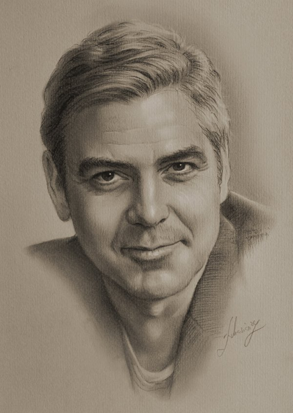 celebrities drawn in pencil 19 So Real Paintings... Are You Sure That Is Drawn In Pencil?