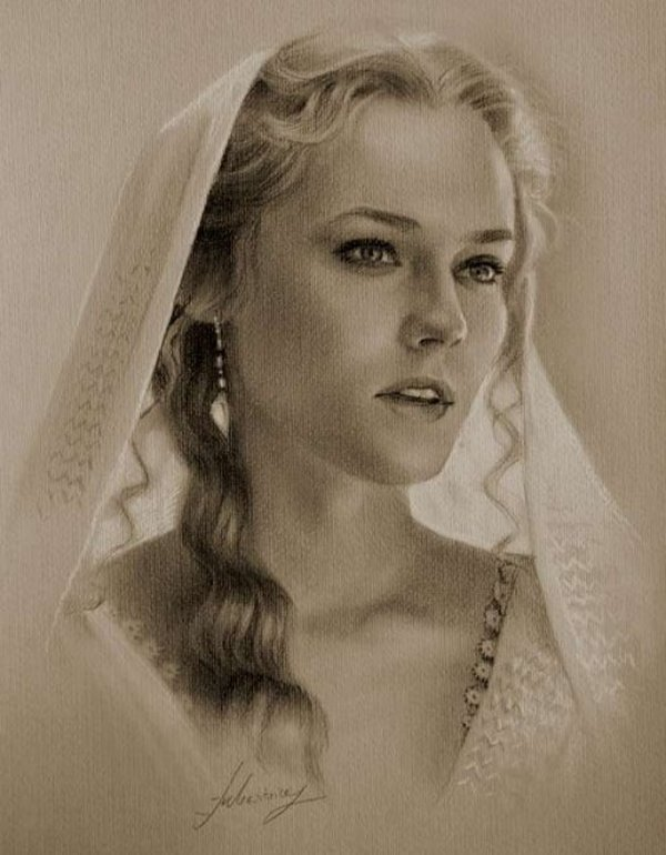 celebrities drawn in pencil 22 So Real Paintings... Are You Sure That Is Drawn In Pencil?