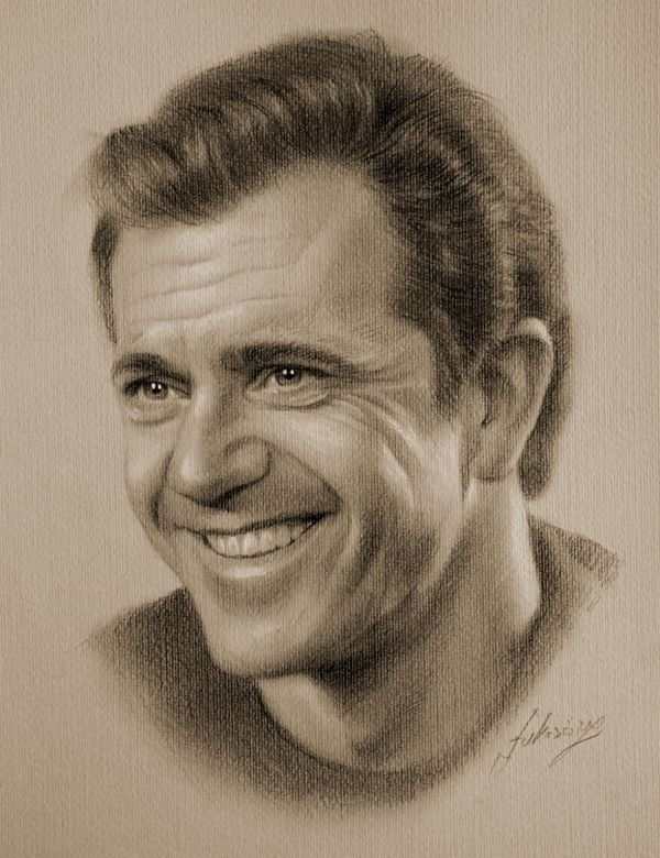 celebrities drawn in pencil 23 So Real Paintings... Are You Sure That Is Drawn In Pencil?