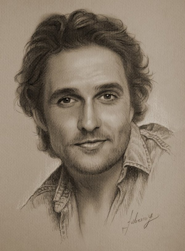 celebrities drawn in pencil 27 So Real Paintings... Are You Sure That Is Drawn In Pencil?