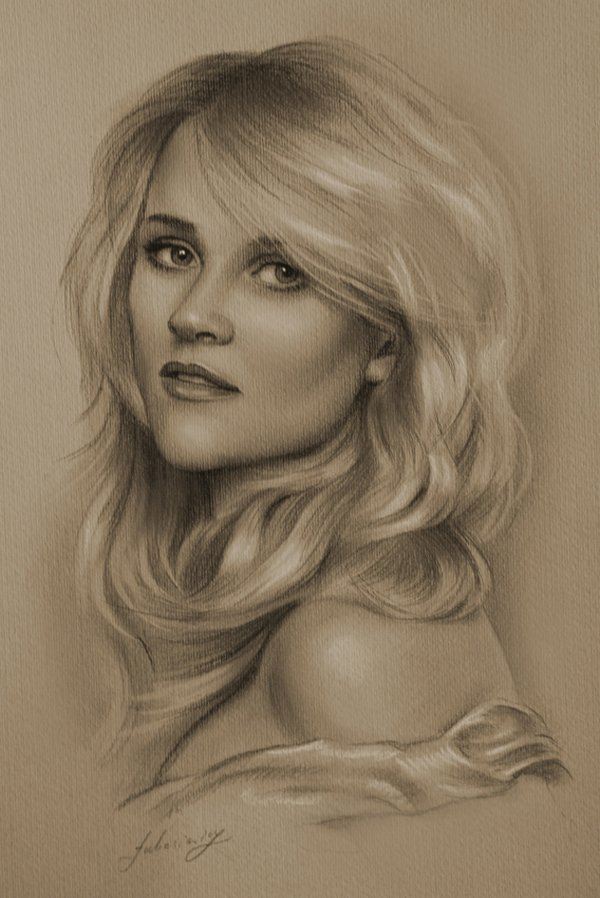 celebrities drawn in pencil 28 So Real Paintings... Are You Sure That Is Drawn In Pencil?