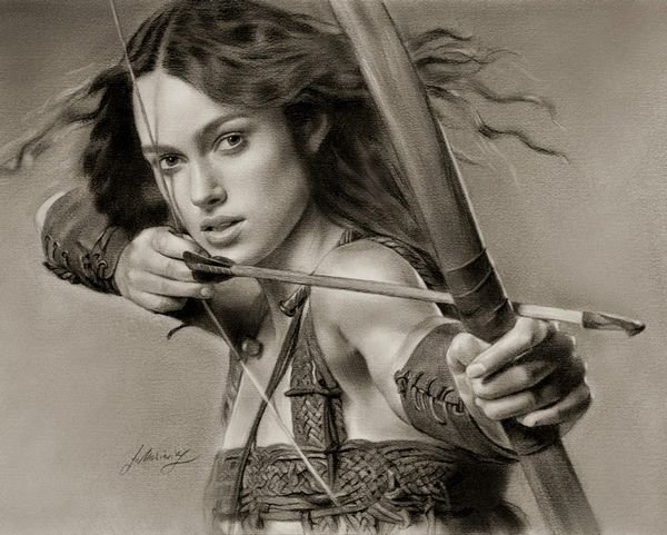 celebrities drawn in pencil 30 So Real Paintings... Are You Sure That Is Drawn In Pencil?