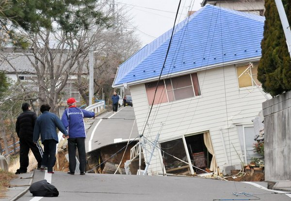 earthquake in japan 2011 09 30 Most Incredible Photos Of The Japan Earthquake 