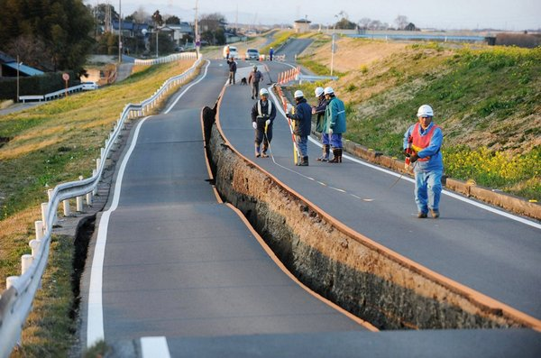 earthquake in japan 2011 11 30 Most Incredible Photos Of The Japan Earthquake 