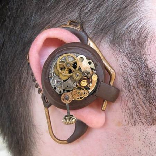 headphones designs 05 12 Hilarious & Unusual Headphones Designs