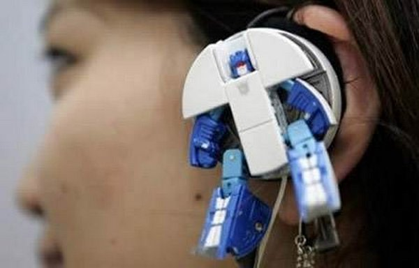 headphones designs 09 12 Hilarious & Unusual Headphones Designs