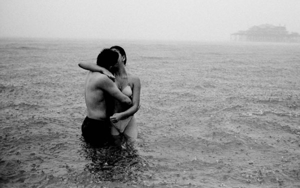 kissing in the rain 03 There Is Something Powerful About The Kissing In The Rain...