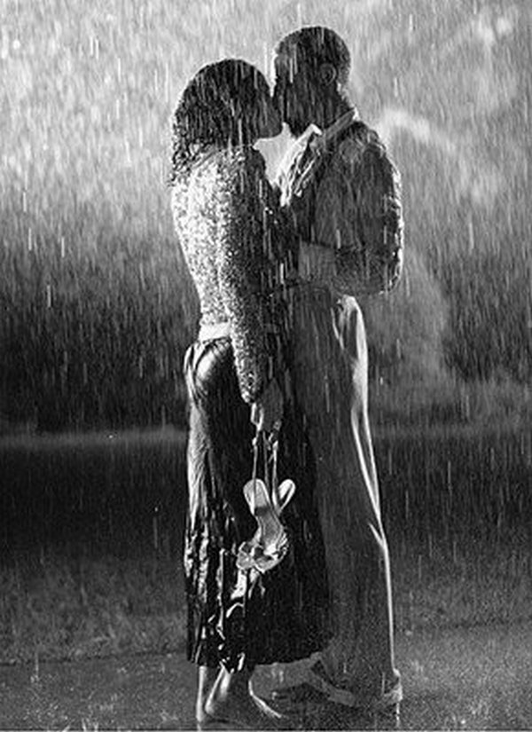 kissing in the rain 06 There Is Something Powerful About The Kissing In The Rain...