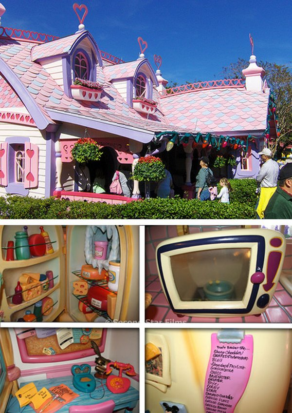 real house inspired by cartoons 04 10 Amazing Houses Inspired By Favorite Cartoons