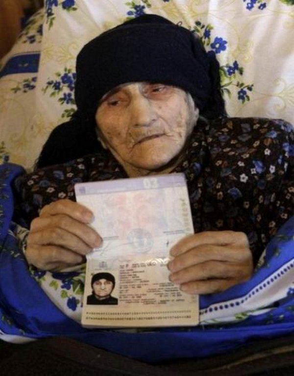 the oldest woman in the world 09 The Oldest Woman In The World