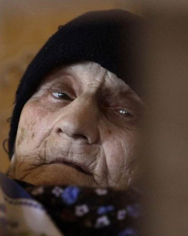 the oldest woman in the world 12 The Oldest Woman In The World