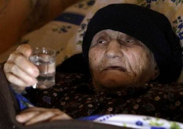the oldest woman in the world 14 The Oldest Woman In The World