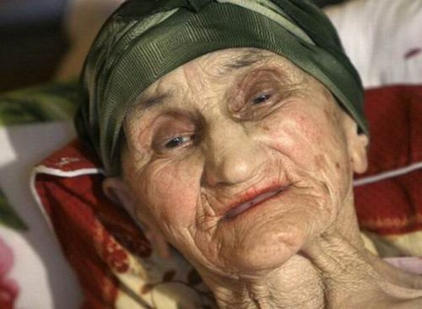 the oldest woman in the world 15 The Oldest Woman In The World