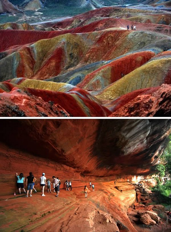 15 geological wonders 01 15 Geological Wonders You Didn't Know About