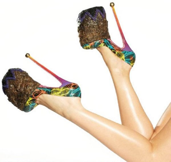 if shoes could kill 10 15 Fantastic Shoes Photos. Be Careful!
