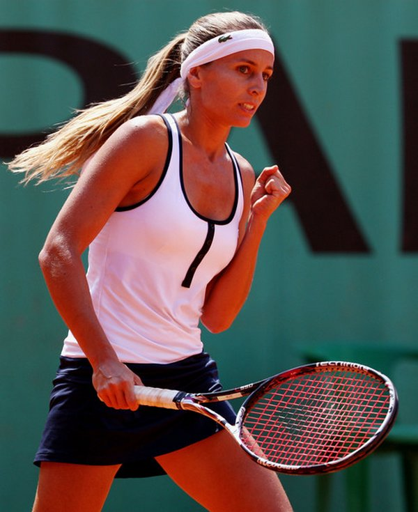 most beautiful tennis women players 01 Top 10 Most Beautiful Tennis Women Players