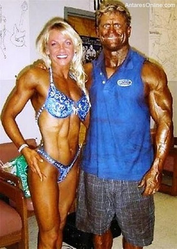 ugly couples 02 15 Most Ugly Couples In The World