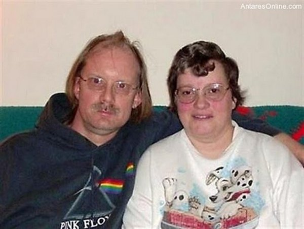 ugly couples 04 15 Most Ugly Couples In The World