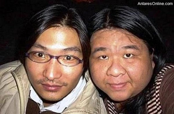 ugly couples 08 15 Most Ugly Couples In The World