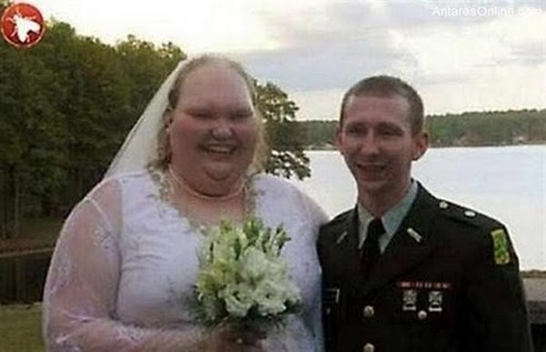 ugly couples 09 15 Most Ugly Couples In The World