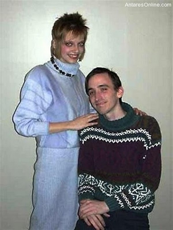 ugly couples 11 15 Most Ugly Couples In The World