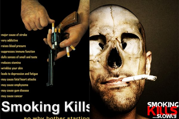 anti smoking advertisements 14 Top 40 Extra Creative Anti Smoking Advertisements. Still Smoke?!