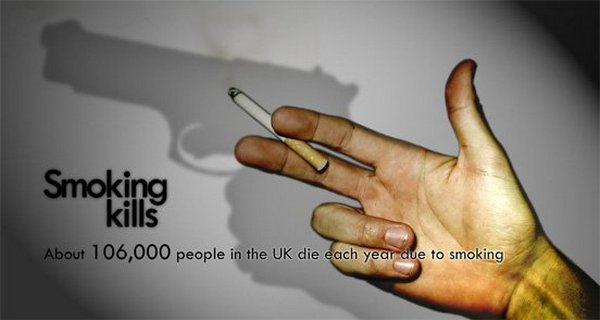 anti smoking advertisements 23 Top 40 Extra Creative Anti Smoking Advertisements. Still Smoke?!