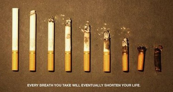 anti smoking advertisements 26 Top 40 Extra Creative Anti Smoking Advertisements. Still Smoke?!