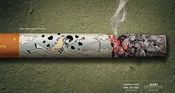 anti smoking advertisements 27 Top 40 Extra Creative Anti Smoking Advertisements. Still Smoke?!
