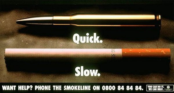 anti smoking advertisements 28 Top 40 Extra Creative Anti Smoking Advertisements. Still Smoke?!