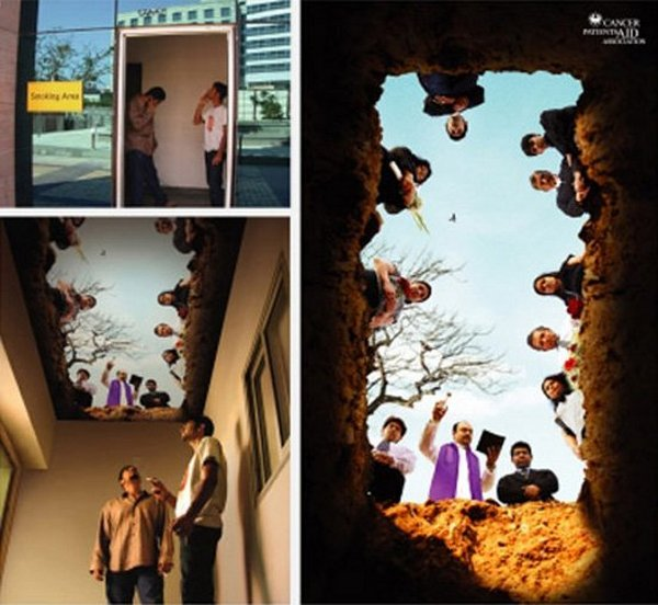 anti smoking advertisements 29 Top 40 Extra Creative Anti Smoking Advertisements. Still Smoke?!
