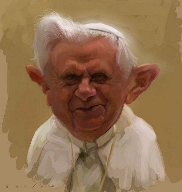 caricaturist jason seiler 22 40 Extraordinary Drawings by Master Caricaturist Jason Seiler