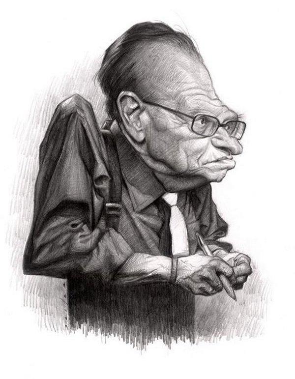 caricaturist jason seiler 33 40 Extraordinary Drawings by Master Caricaturist Jason Seiler